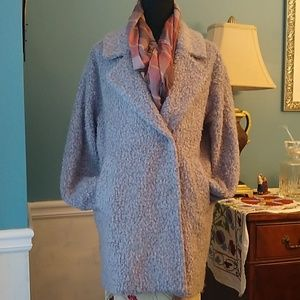 Vince Camuto, wool blend coat